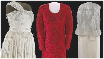 First Ladies gowns