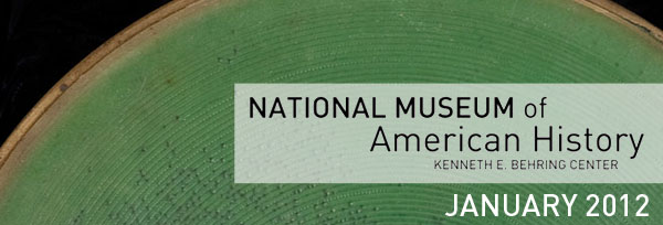 January at the National Museum of American History