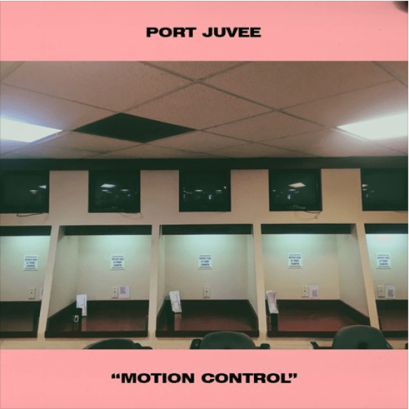 Port Juvee MOTION CONTROL album cover artwork