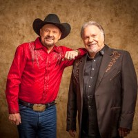 Country music legends Gene Watson and Moe Bandy are set to perform