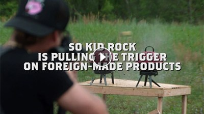 "Introducing Kid Rock's ""American Badass Grill"" (WATCH)"