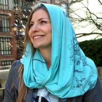 """The Matchmaker"" now on an Infinity Scarf!"