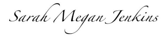 October News, Sarah Megan, NOLA Artist