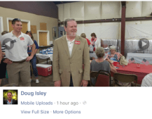 GOP Legislator Cancels Town Hall After Only Three People Show Up