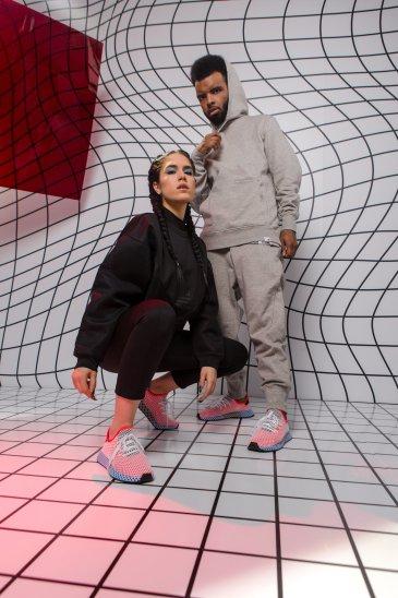 28f102bb7e5eb adidas Originals enlists creatives for Deerupt launch - Culture Addicts