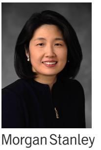 Audrey Choi, Morgan Stanley