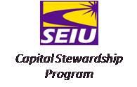 SEIU Capital Stewardship Program logo
