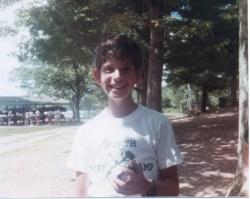 Tommy, age 10