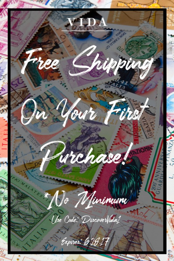 Free Shipping on Your First Purchase!