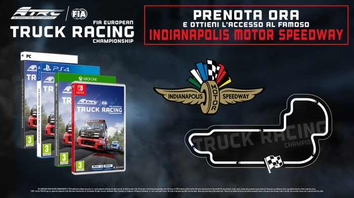 , Truck Racing Championship nuovo video