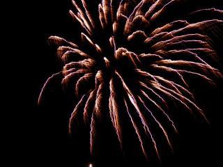 Fireworks, courtesy of Free Photo Bank