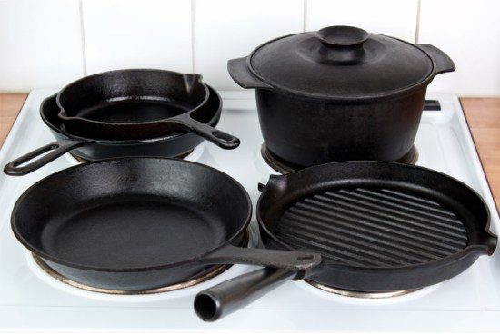 Cast Iron Products Image