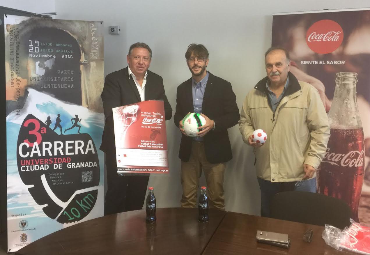 IV edición del Trofeo Coca-Cola