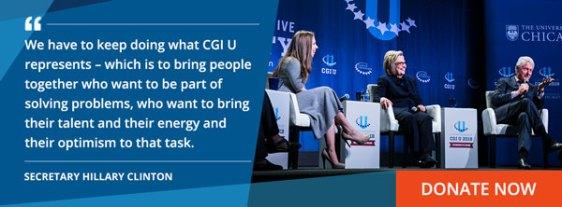 Clinton Global Initiative University