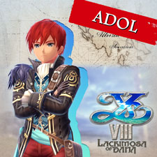 Deserted Pirate Adol