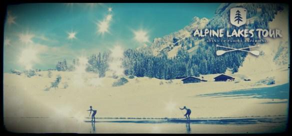 J-1 pour la 1ère étape de l'Alpine Lakes Tour