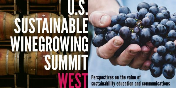 US Sustainable Winegrowing Summit West Banner