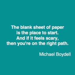 Michael Boydell quote on your personal brand development