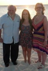 Aruba 2014 my family