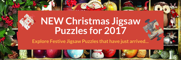 01062018 keep an eye out for brand new 2018 christmas jigsaw puzzles arriving very soon on our store including wasgij gibsons ravensburger and