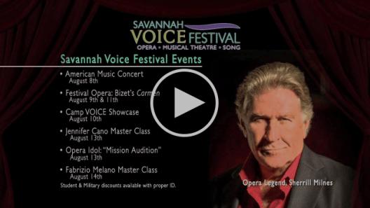 SAVANNAH VOICE FESTIVAL 2015