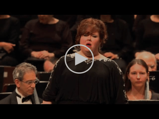 Jamie Barton - O mon Fernand (Donizetti: La Favorite - NY 2012)