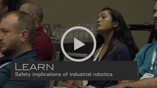 Robotic Safety Conference Video Link