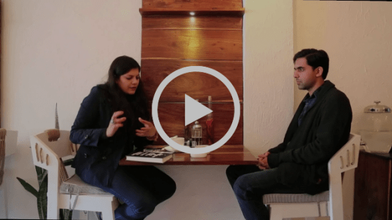 Karan Mahajan  in conversation with Amrita Tripathi