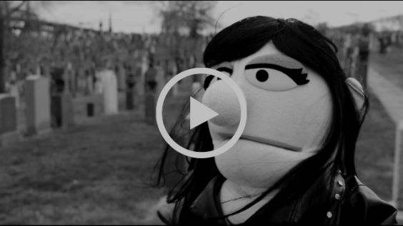 "Onesie ""This Minstrel"" music video"