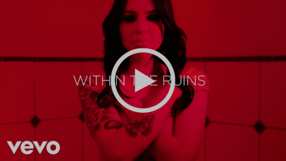 Within The Ruins - Beautiful Agony