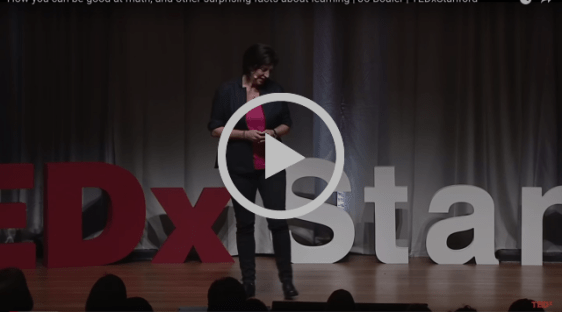 How you can be good at math, and other surprising facts about learning   Jo Boaler   TEDxStanford