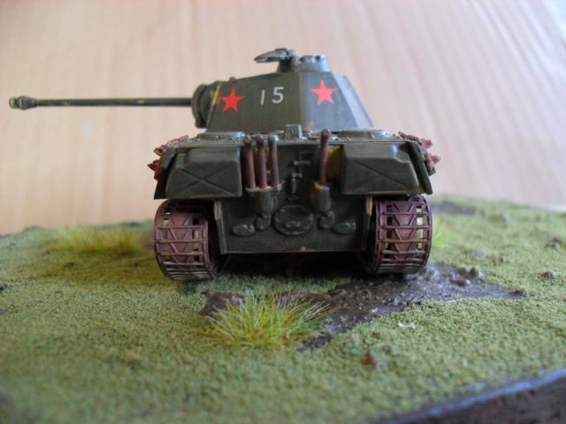 Matchbox 1/76 PzKfw.V Panther Ausf G (PK-73) - - The Airfix Tribute Forum