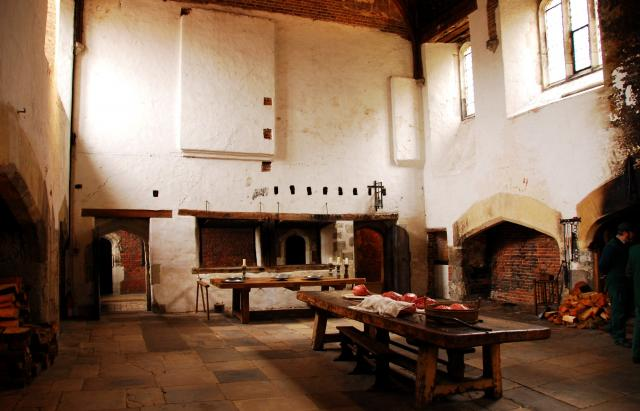 The Times of the Tudors Great Kitchen