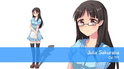 Cafe Memoria - Julia Sakuraba