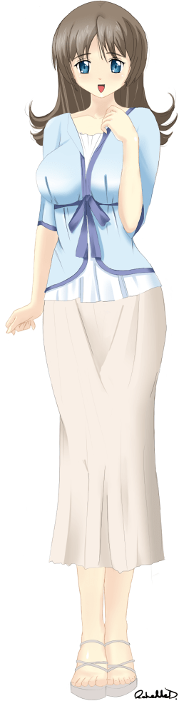 Aurelia casual outfit