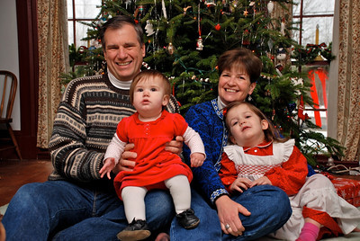 Ken, Dianne, Catherine and Esme