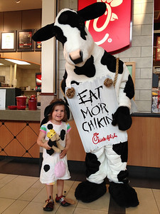 If possible meet up with friends who like costumes too!  sc 1 st  World Wide Wood & Moo! (or Last Minute Cow Costumes on a Budget of Zero Dollars ...