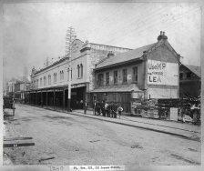 Nos 223 - 225 Sussex Street, Sydney, c.Jul 1900. Digital ID 12487_a021_a021000022