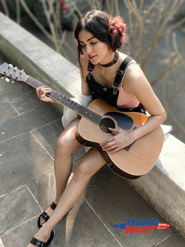 Adah Sharma Photoshoot Photos