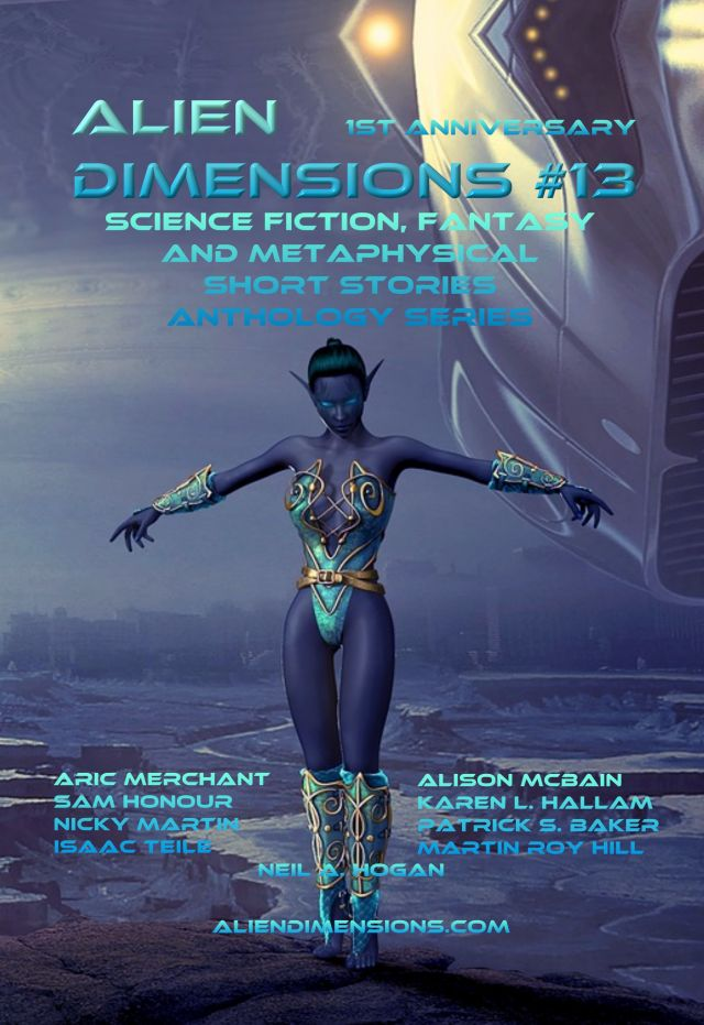 Alien Dimensions Issue 13