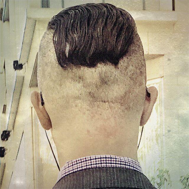 Fashy haircut