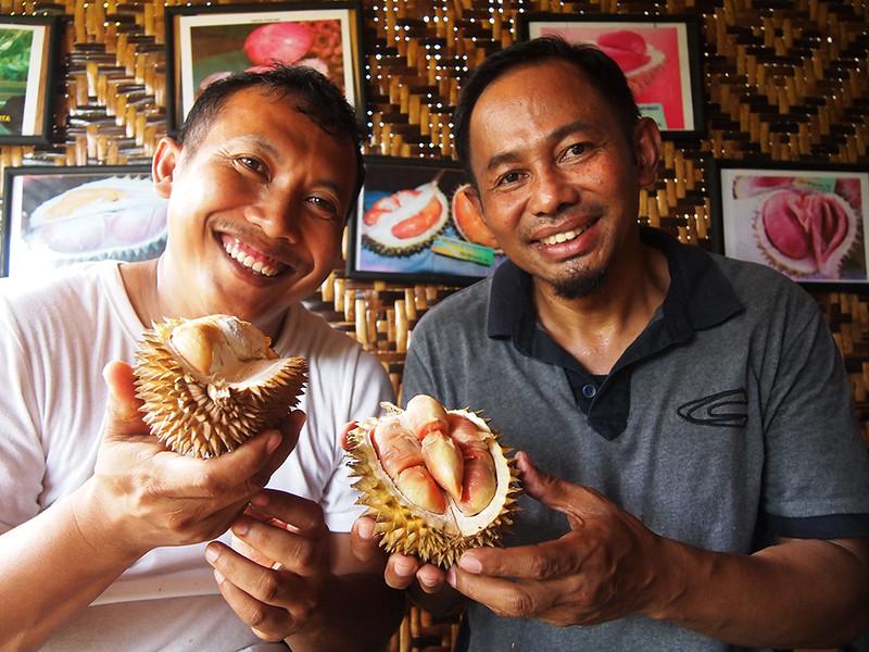 Eko Mulyanto and Lutfi Bansar