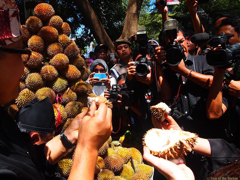 Banyuwangi Durian Festival