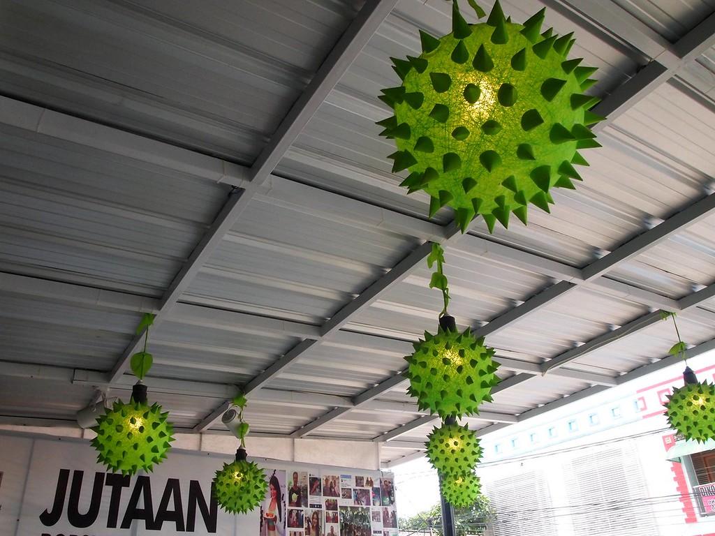 Durian Lanterns