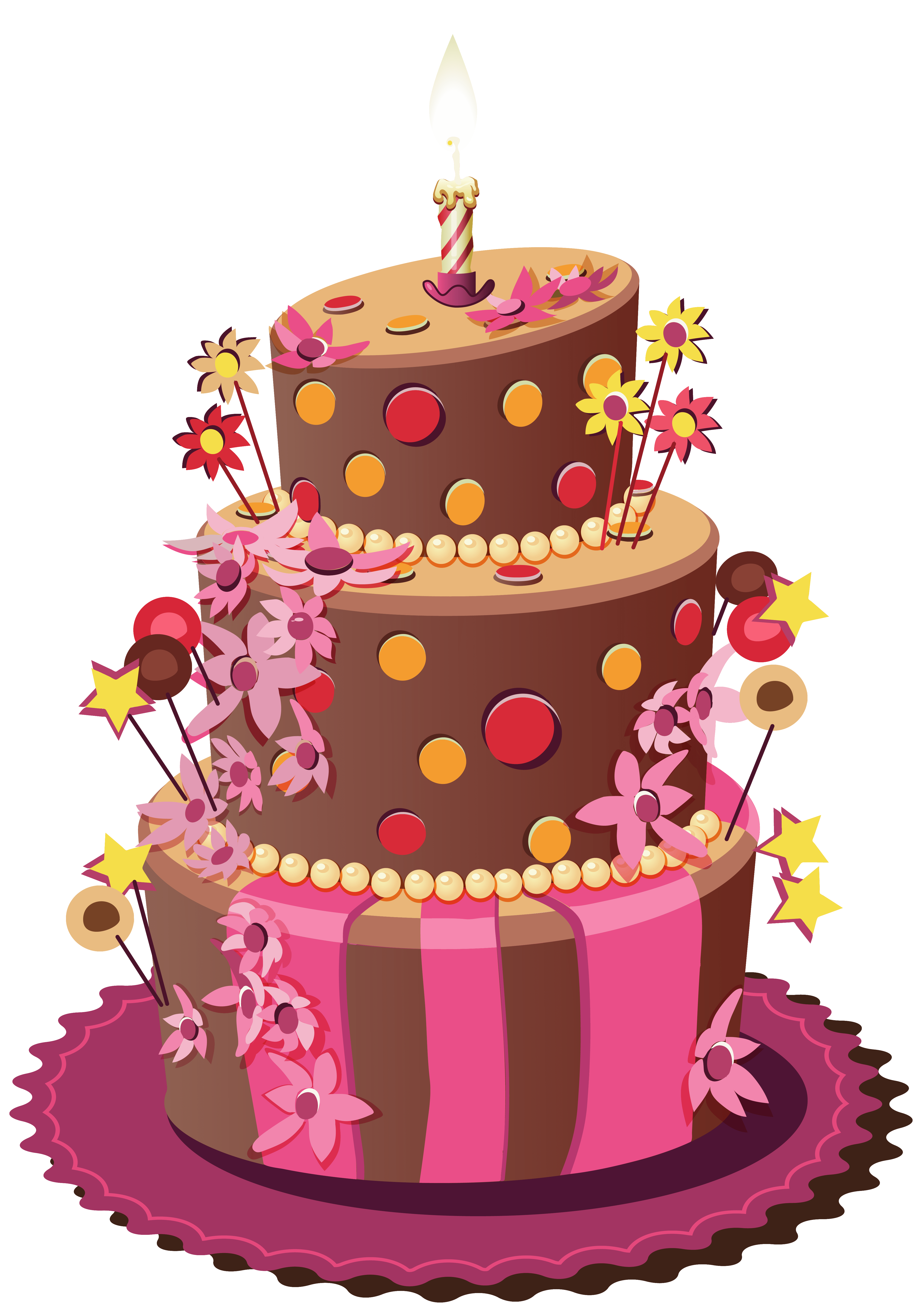 Birthday Cake Png Clipart Image Gallery Yopriceville High