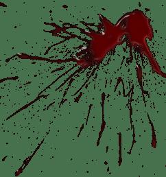 blood splatter png clipart image [ 1730 x 1598 Pixel ]