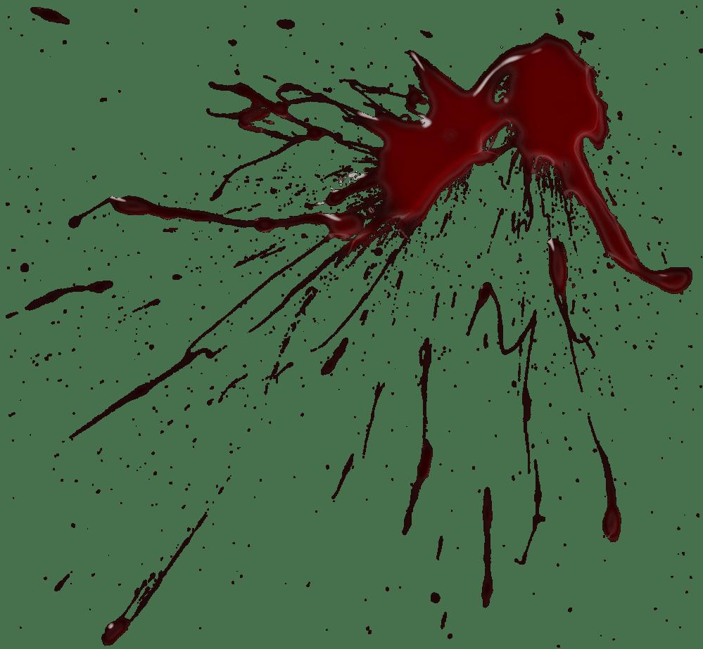 medium resolution of blood splatter png clipart image