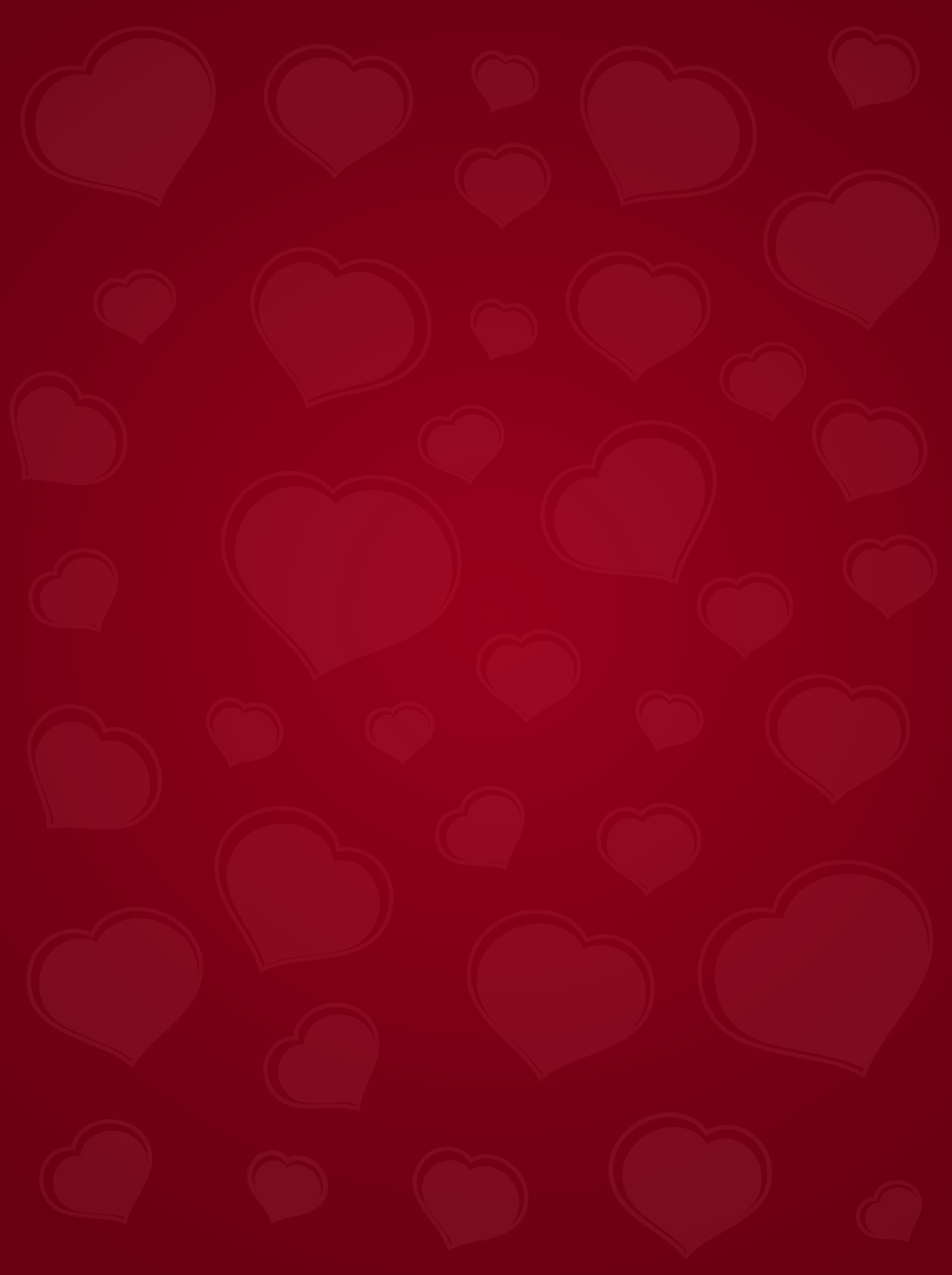 Fall Leaves Desktop Wallpaper Backgrouns Red Valentine S Day Background With Hearts Gallery