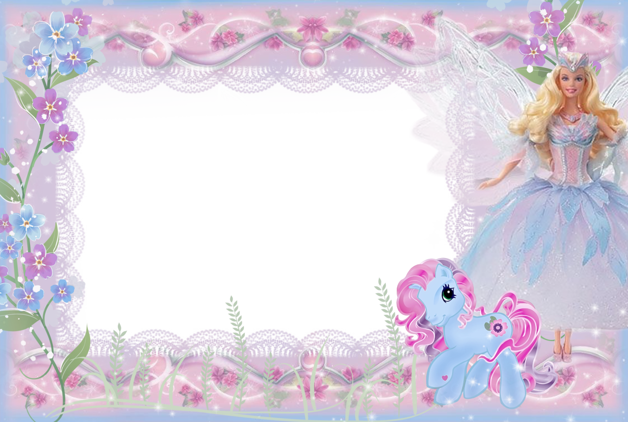 Name Tag Background Design For Girls