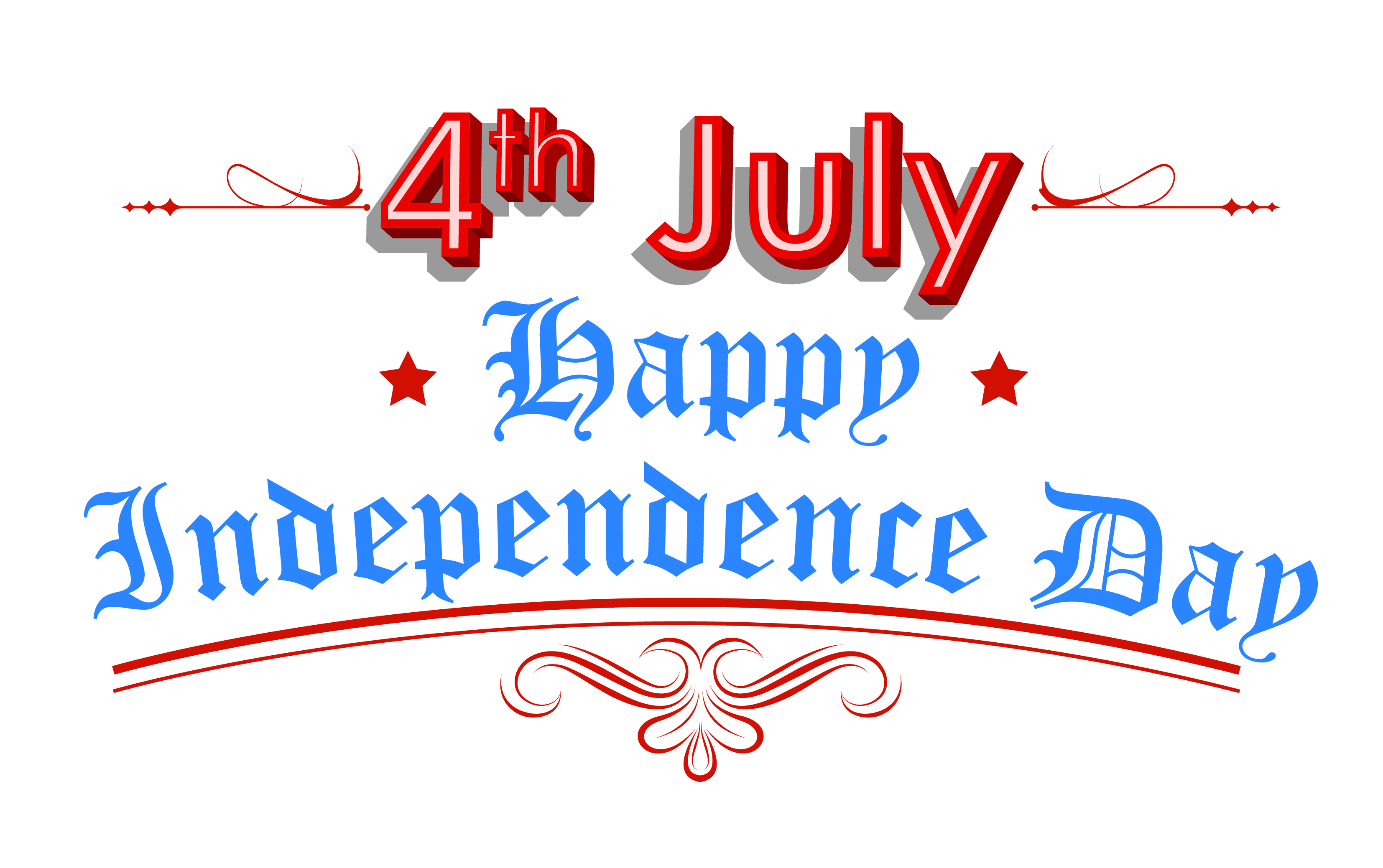 4th july clipart is available for free download view full size [ 3308 x 2077 Pixel ]